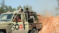 بالا گرفتن درگیریها در لیبی