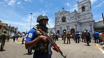 حملات مرگبار در روز عید پاک در سریلانکا