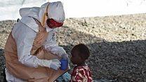 Ebola tue 243 enfants en RDC
