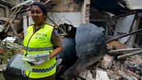 Pengeboman di gereja dan hotel Sri Lanka, ratusan orang tewas