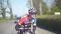 Traumatic injuries caused by bike saddles