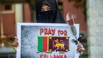 သီရိလင်္ကာနိုင်ငံမှာ ဗုံးဖောက်ခွဲမှုတွေကြောင့် သေဆုံးသူ ၃၀၀ နီးပါးရှိ