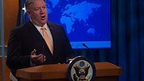 تلاش آمریکا برای قطع صادرات نفت ایران