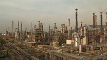 تحریم نفت ایران و اثرش بر اقتصاد