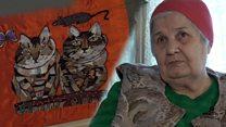 """Как вышивки и """"Инстаграм"""" помогают Юлии броться с деменцией"""