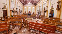 Tras las mortales explosiones en Sri Lanka