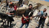 هل تروج الموسيقى للسلام في العراق؟