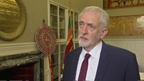 Corbyn: 'Government needs to move Brexit on'