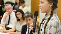 سخنرانی رهبر جنبش اقلیمی در مجلس بریتانیا: به ما دروغ گفتید