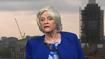 Widdecombe: 'Whole nation fed up to back teeth'