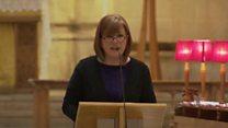 Sister pays tribute to Lyra McKee