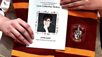 Peace plea as lasting legacy of Lyra McKee
