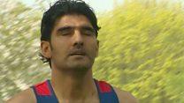 'I've never surrendered to my blindness'