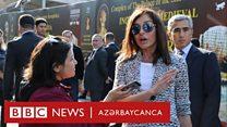"""Mehriban Əliyeva: """"Qala divarlarını heç nə bağlamamalıdır"""""""