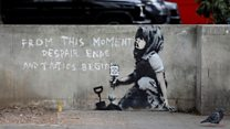 Is this a genuine Banksy?