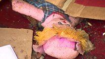 श्रीलंका बाँबस्फोट: संशयितांनी स्फोट घडवून केला आत्मघात