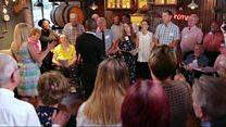 Dementia choir prepare for first performance