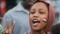'Smiles have returned to Sudanese faces'