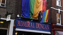 Remembering the Admiral Duncan attack twenty years on