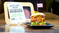 Vegan food firm Beyond Meat valued at $3bn