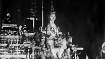 Thai king: Rare footage of 1926 coronation
