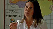 Entrevista con María Corina Machado