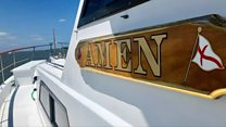 Florida teens rescued by boat named Amen