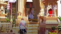 Thailand's king crowned in coronation ceremony