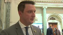 Finucane wants to 'change Belfast for positive'