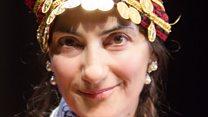 إكسترا في أسبوع مع الكاتبة والقاصة الفلسطينية ابتسام بركات