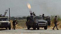 The fight for Tripoli explained from the frontline
