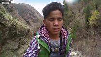 12년 만에 부모님 만나러 간 네팔 소년 이야기