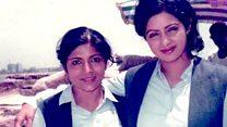 रेश्मा पठाण: हिंदी सिनेमातल्या पहिल्या 'स्टंट वुमन'