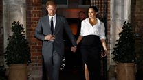 How Meghan and Harry did it their way