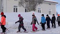 気候変動と闘う子どもたち、フィンランドの「ごみゼロ」の町