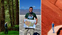 Why visit 419 national parks in one long trip?