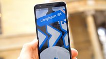 Cut-price Google Pixel gets AR maps
