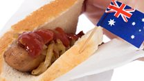 How sausages and donkeys get Australians out to vote