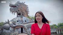 Công viên hoang 'ma mị' hút khách tại Huế