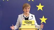 SNP: 'Keep Scotland at the heart of Europe'