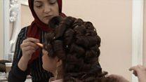 हिजाबी महिलांसाठी असणारं स्पेशल ब्युटी पार्लर