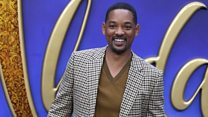 Will Smith's genie is out of the bottle