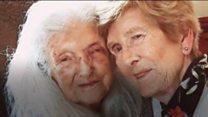Irishwoman finds 103-year-old birth mum