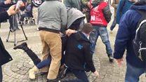 Truro clash amid UKIP campaign speeches