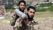 सीरियामध्ये पुन्हा युद्धाची ठिणगी, मित्र सैन्य आणि जिहादी यांच्यात चकमक