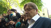 Verhofstadt: I don't know if UK will leave EU