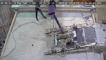Learning to drive a Mars rover