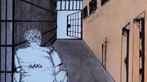 'Art released me from my prison cell'