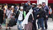 بیشترین موج پناهجویی در اروپا به سوی آلمان
