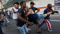 Cuba police arrest gay rights activists